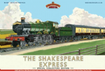Bachmann Branchline 30-525 'The Shakespeare Express'